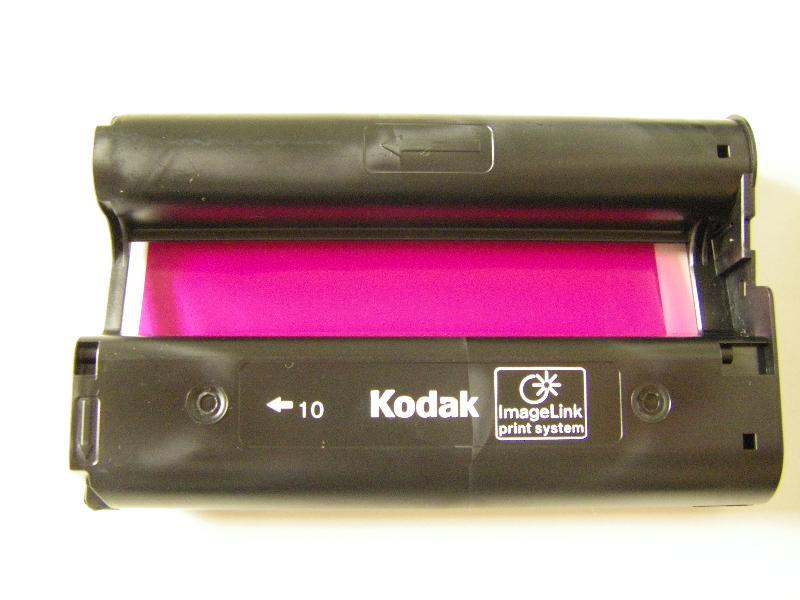 Folienkartusche für Kodak-Printer Dock