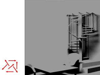 digital media for artists - beleuchtung in der 3d - computergrafik, Gestaltungsideen